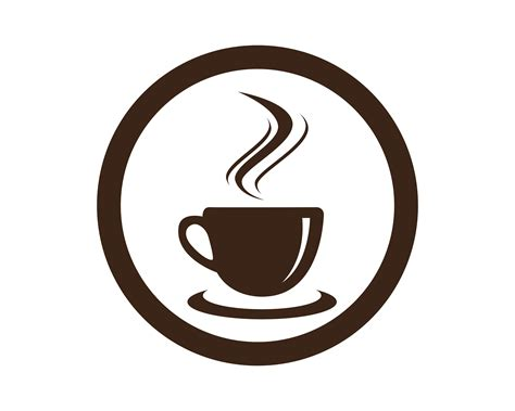 Coffee icons to download   png, ico and icns icons for mac. Coffee cup Logo Template vector icon design - Download Free Vectors, Clipart Graphics & Vector Art