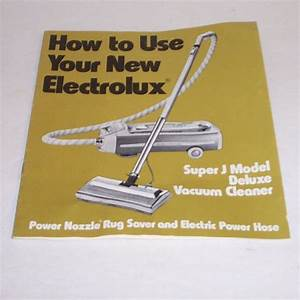 Electrolux 5 In 1 Carpet Shampooer Manual