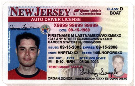 Boating License New Jersey by N J Driver S Test Should Reflect Tech Editorial