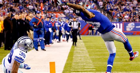 odell beckham jr catch handed memes hands giants catches ny makes zoom press receiver york