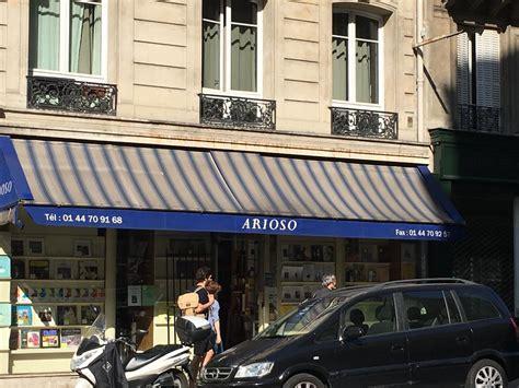 Librerie Musicali Roma by Arioso Librairie Musicale 45 Rue De Rome 75008