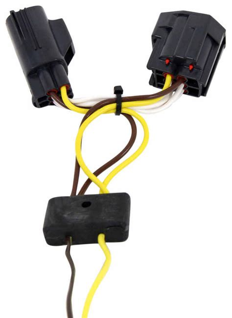 2010 Jeep Compas Wiring Harnes by 2009 Jeep Liberty T One Vehicle Wiring Harness With 4 Pole