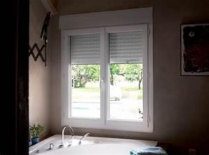 Store velux salle de bain dootdadoocom idees de for Store velux salle de bain