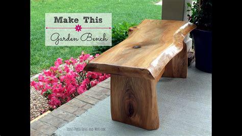 Diy Garden Bench by Diy Garden Bench