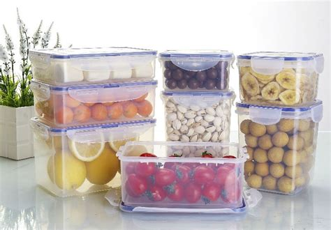 containers food storage kitchen plastic airtight container cheap go kits compilation refrigerator fresh