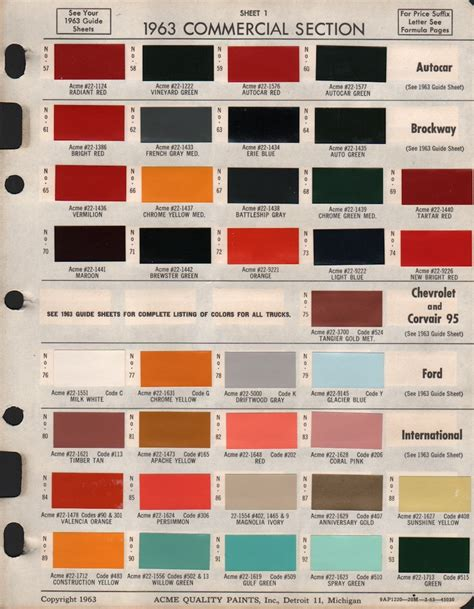 1962 chevy truck interior paint codes www indiepedia org
