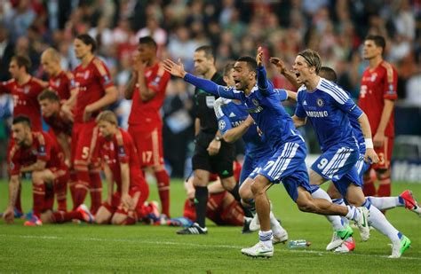 See Chelsea possible starting lineup against Bayern munich ...