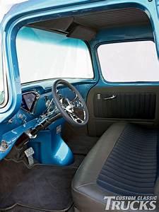 1956 Chevy Truck Interior | www.pixshark.com - Images ...