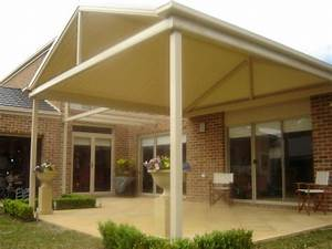 Pergola Attached To House Kits : Attached Pergola Plans