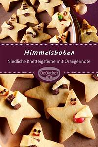 Dr Oetker Weihnachtsplätzchen : himmelsboten rezept weihnachtsb ckerei pl tzchen rezepte weihnachten kekse backen und ~ Eleganceandgraceweddings.com Haus und Dekorationen