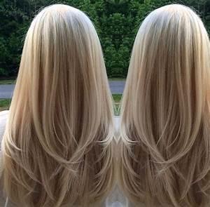 V Schnitt Für Lange Haare Für Haare Lange Schnitt Hair Pinterest