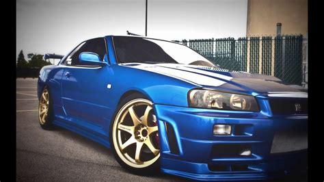1080p Gtr R34 Wallpaper by Nissan Skyline Gtr R34 Wallpaper Fast And Furious