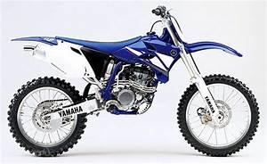 2001 Yamaha Yz250 2