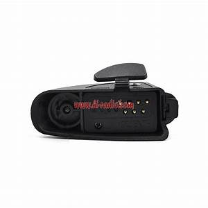 Earpiece Audio Adapter Converter For Motorola Radio Gp340
