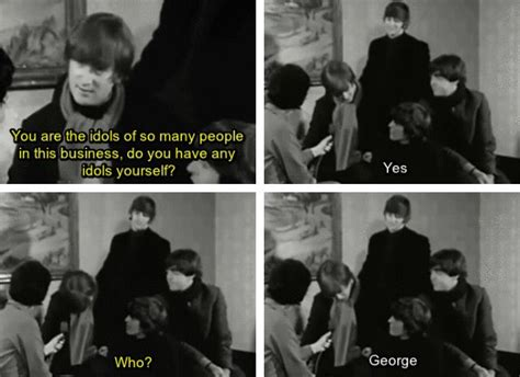 Beatles Memes - george getting some well deserved honoring the beatles life and times pinterest beatles
