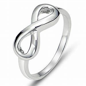 awesome sterling jewelry to give and own webnuggetzcom With wedding rings with infinity symbol