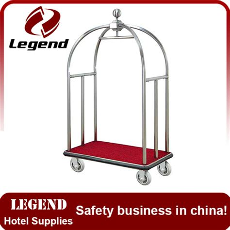top quality lightweight hotel lobby cart