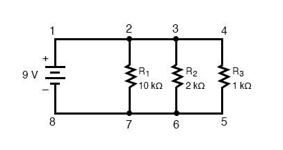 Simple Parallel Circuits Series