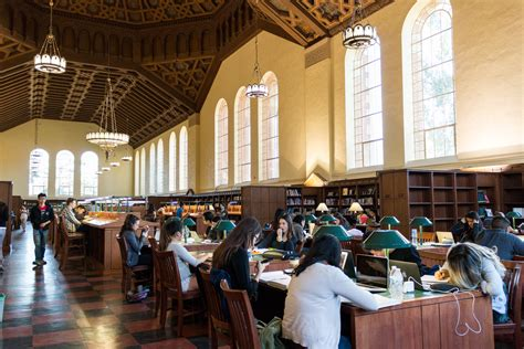 powell library  review lighting system  fire