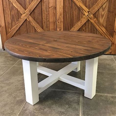 For this, i planed and squared up some i worked my way around the trunk attaching feet with 2 1/2″ pocket hole screws and wood glue. 17+ Beautiful and Unique Round DIY Coffee Table Designs From Wood (With images) | Coffee table ...