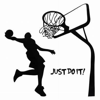 Basketball Basketbal Decal Sticker Sports Baloncesto Stickers