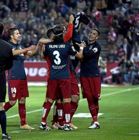 Granada vs Atlético en directo y en vivo online - MARCA.com