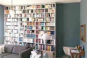 Bücherwand Mit Leiter : b cherwand leiter hause deko ideen ~ Markanthonyermac.com Haus und Dekorationen