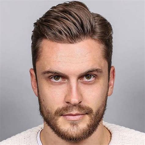 smart stylish short hairstyles  men