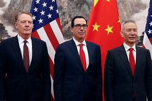 'Productive' end to latest round of US-China trade talks ...