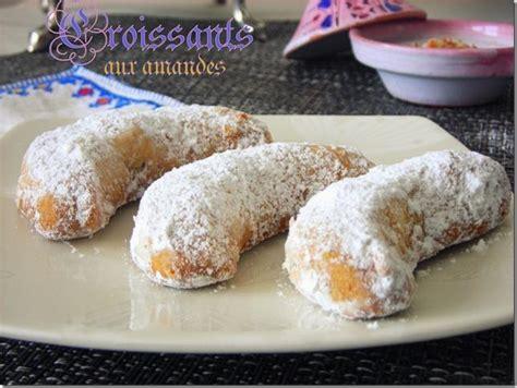croissants aux amandes sans oeufs gateaux aid 2012 paperblog