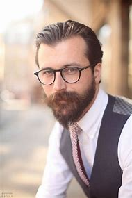 Beard Styles for Men with Glasses