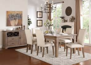 Rustic Dining Room Sets Homelegance 5108 84 Mill Valley Rustic Dining Room Set On Sale With Free Shipping