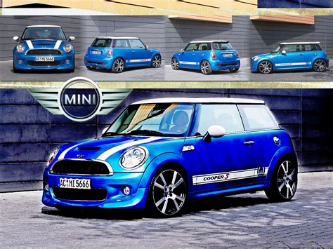 Mini Cooper Blue Edition Hd Picture by 37 Widescreen High Resolution Wallpapers Of Mini Cooper S
