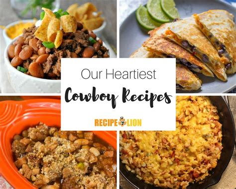 west cowboy recipes recipelioncom