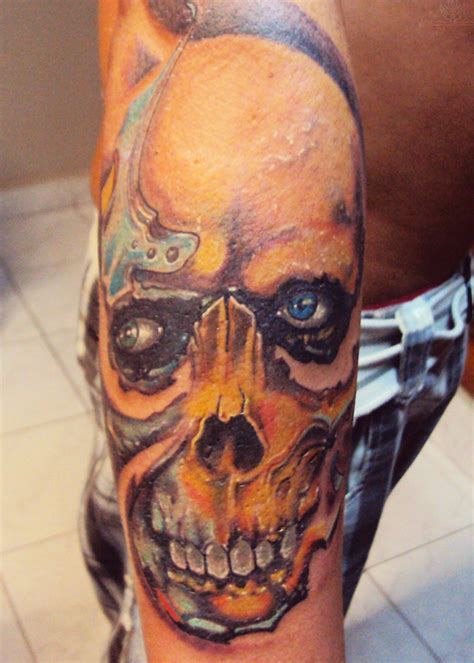 zombie tattoos designs ideas  meaning tattoos
