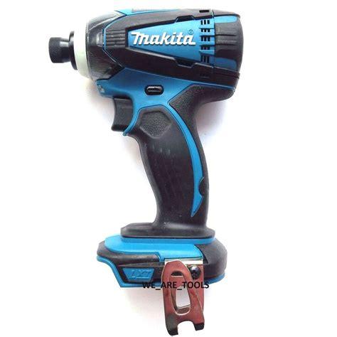 makita akkuschrauber lxt new makita 18v xdt04 cordless 1 4 quot impact driver drill 18 volt lxt 88381621441 ebay