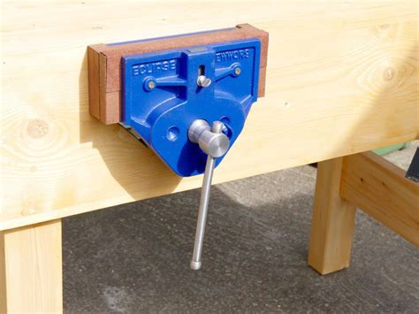 paul sellers mentions  eclipse  bench vise