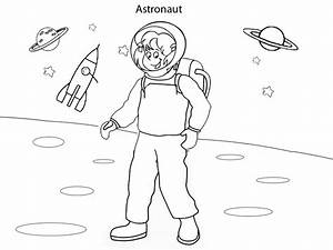 Astronaut Printables for Students - Pics about space