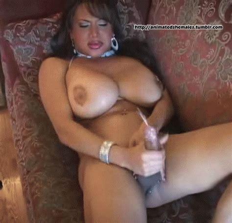 big tits ebony shemale vo d'balm hot cumshot jizzinyourass
