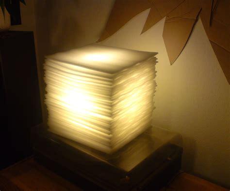 build  ambient lamp   bulk packaging foam