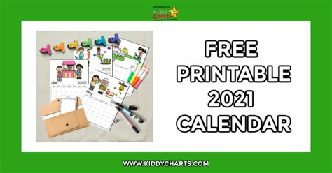 printable  calendar includes editable version