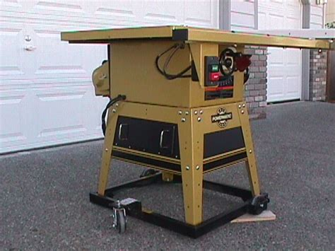 powermatic 64b table saw review 1 5 hp powermatic ts