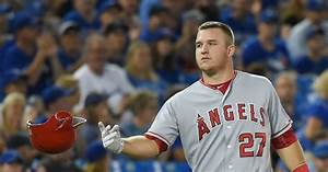 2017 MLB All-Star Game: Angels OF Mike Trout named ...