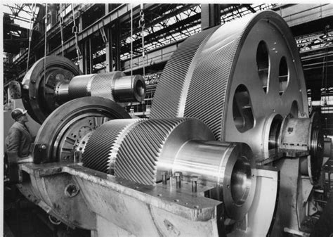 Ship Gearbox by Check Out The Most Powerful Machines Ever Built Gallery
