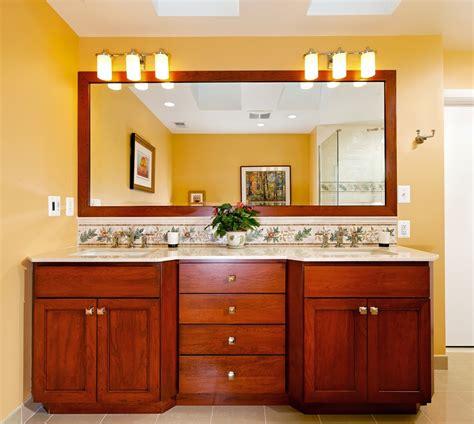 Bathroom Vanity Light Ideas by Vanity Light Ideas Bathroom Contemporary With Wood