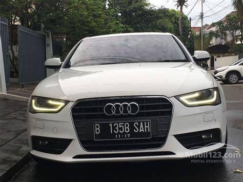 Gambar Mobil Audi A4 by Jual Mobil Audi A4 2012 1 8 Tfsi Pi 1 8 Di Dki Jakarta