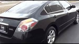 2008 Nissan Altima 2 5 Sl Bose Spoiler