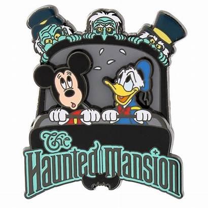 Haunted Mansion Disney Mickey Donald Buggy Doom