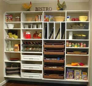 Rangement Cuisine Organisation : 12 id es de solution de rangement pour le garde manger ~ Premium-room.com Idées de Décoration