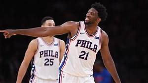 Embiid's career-high 46 leads 76ers past Lakers - Article ...